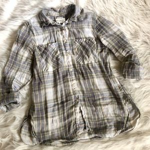 Denim & Supply Ralph Lauren Plaid Top